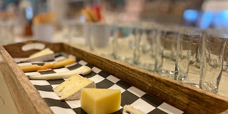 Zoom! Cheese 101 Online with Second Mouse Cheese Shop tickets