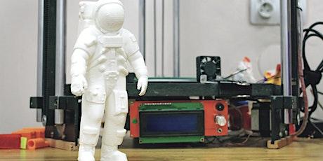 3D Printing: Beginner Class tickets