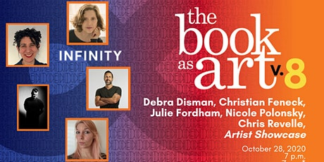 The Book As Art, vol.8: Infinity- Artist Talks tickets