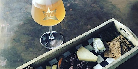 Cheese 201:Beer and Cheese with Soul Brewery and  Second Mouse Cheese Shop tickets