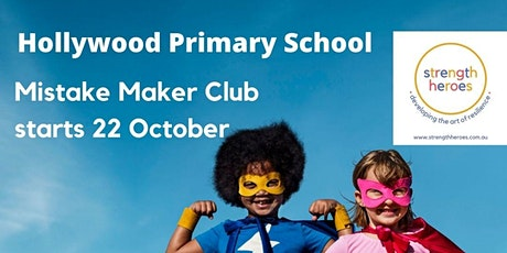 Mistake Maker Club Hollywood Primary - 6 weeks starts 21 October 2020 tickets
