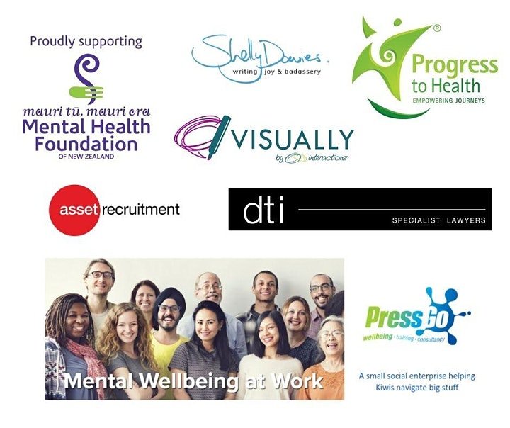 Workplace Wellbeing Networking Event image