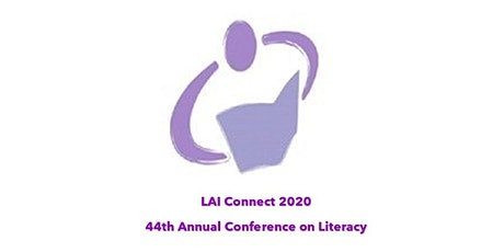 LAI Connect 2020: 44th Annual Conference on Literacy tickets