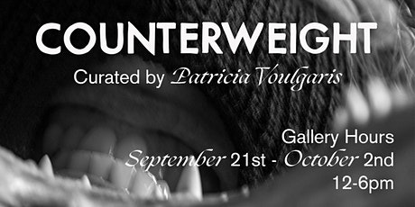 Counterweight Gallery Hours tickets