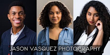 Headshot Day by Jason Vasquez Photography tickets