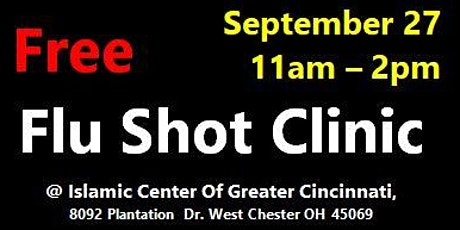 Free Flu Shot Clinic tickets