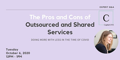 The Pros and Cons of Shared and Outsourced Services tickets
