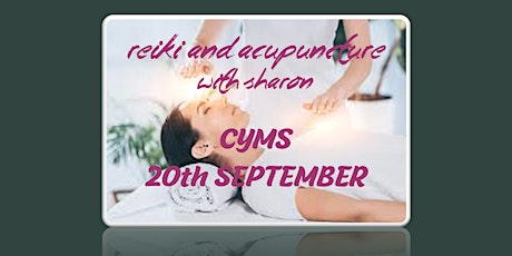 Kildare Town Wellness Weekend ~ Reiki/Acupuncture with Sharon tickets