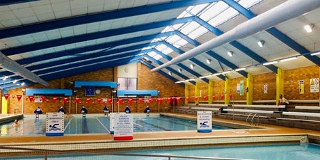 11:30am Aqua Aerobics Class  - Sunday 4 October 2020 tickets