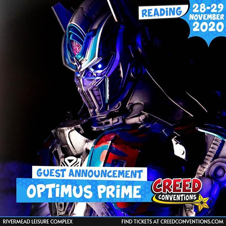 Reading Comic-Con 2021 image