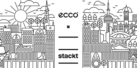 "The ECCO x stackt Workshop - ""Illustrator Series"" - Huney tickets"