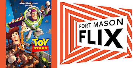 FORT MASON FLIX: Toy Story tickets