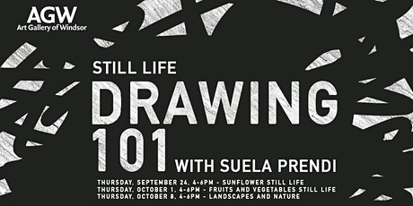 Still Life Drawing 101 tickets