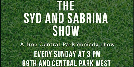 The Syd and Sabrina Show tickets