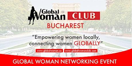 GLOBAL WOMAN CLUB BUCHAREST: BUSINESS NETWORKING BREAKFAST - OCTOBER tickets