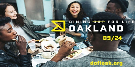Dining Out For Life Oakland tickets