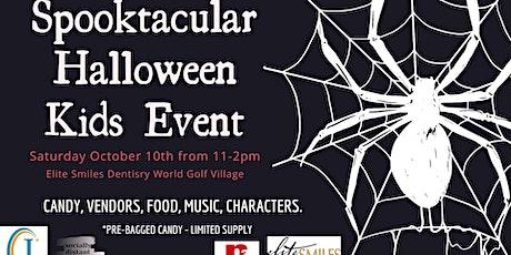 Spooktacular Halloween Kids Event tickets