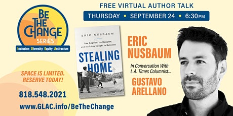Author Talk with Eric Nusbaum tickets