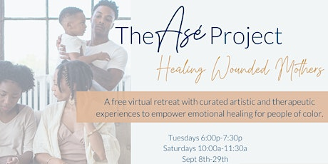 Wounded Mothers & Those Who Love Her: Creative Healing Retreats Day:4 tickets