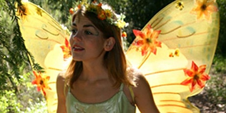 A Faery Hunt Show & Fairy Halloween Party - Online tickets