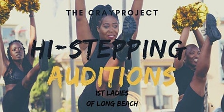 Hi-Stepping Auditions tickets