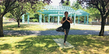 Free Virtual Yoga All Levels with Asha Rao — Fort Worth tickets