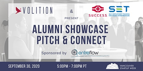 S.U.C.C.E.S.S. SET and Volition present Alumni Showcase Pitch & Connect tickets