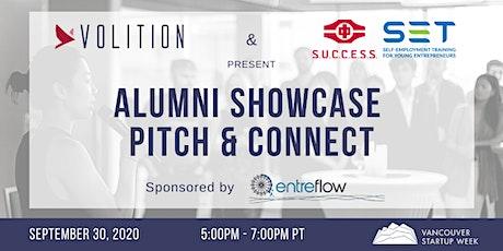 S.U.C.C.E.S.S. SET and Volition present Alumni Showcase Pitch & Connect tickets