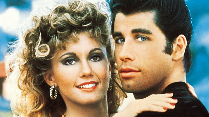Starlite Drive In Movies - GREASE image