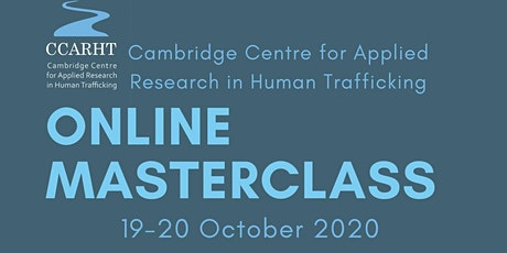 Master Classes for researchers  Human Trafficking & Modern Slavery  ON LINE tickets