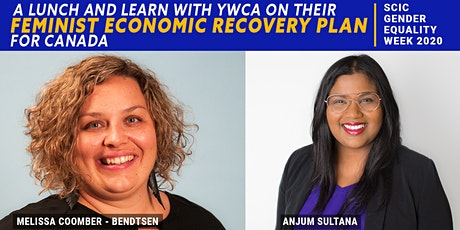 A Lunch and Learn with the YWCA on a Feminist Economic Recovery Plan tickets