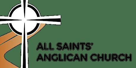 All Saints' Service - Sunday 4:00PM (Sep 27, 2020) tickets