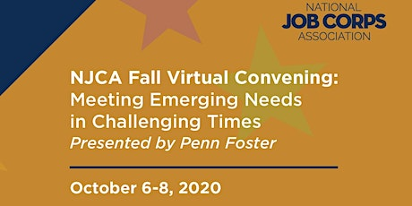 NJCA Fall Convening: Meeting Emerging Needs  in Challenging Times tickets