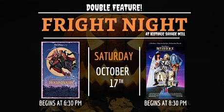 Fright Night: Double Feature tickets