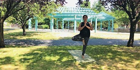 Free Virtual Yoga All Levels with Asha Rao — GLA tickets