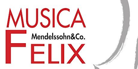Musica Felix biglietti