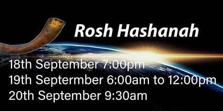 Rosh Hashanah Day 2 tickets