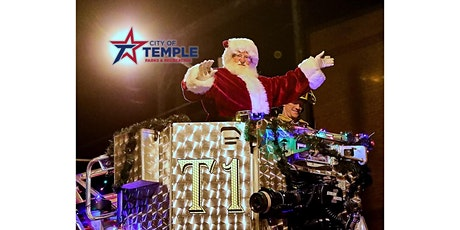 "City of Temple  ""Night of Lights"" Frozen Christmas Parade-2020 tickets"