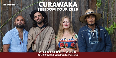 HeartFire Presents: Curawaka Freedom Tour 2020 | Opening by Jennifer Ann tickets