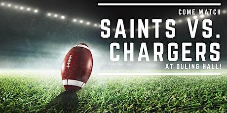 Saints vs. Chargers tickets
