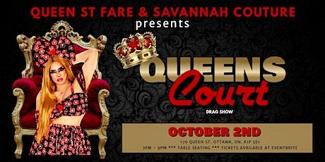 Queens Court tickets