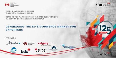 Leveraging the EU E-commerce Market for Exporters tickets