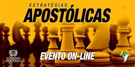 ESTRATÉGIAS APOSTÓLICAS On-Line boletos