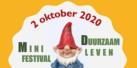 Minifestival duurzaam leven tickets
