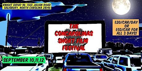 Copy of ConCarolinas 2020  Short Film Festival tickets