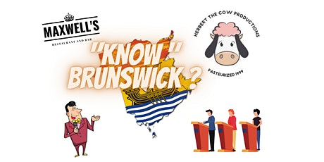 """Dinner and a Show - """"Know Brunswick?"""" tickets"""