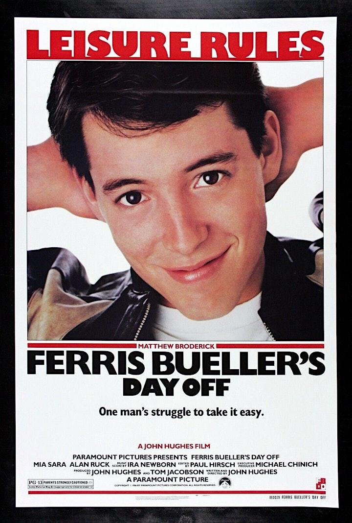 FORT MASON FLIX: Ferris Bueller's Day Off image