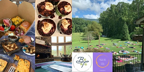 Yoga, Mimosas & Brunch at Bent Tree Lodge & Vineyard tickets