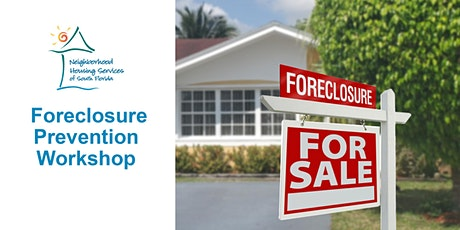 Foreclosure Prevention Workshop 10/24/20 (English) tickets