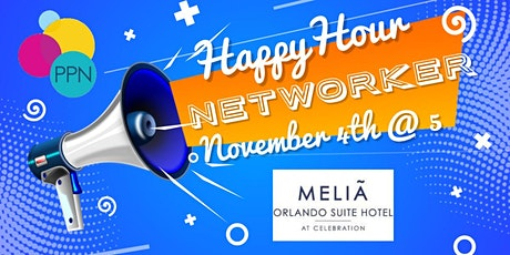PPN Happy Hour Networker tickets